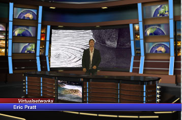 Wirecast Virtual Set